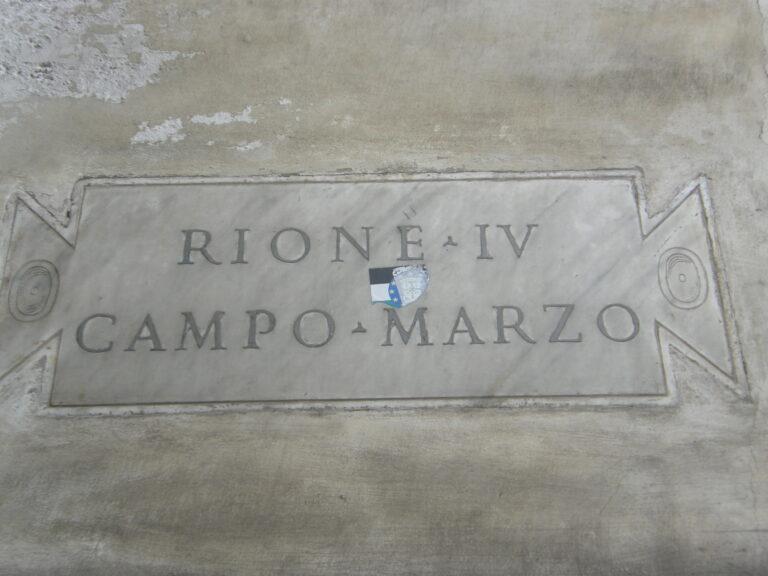 Guide til Roms rioni