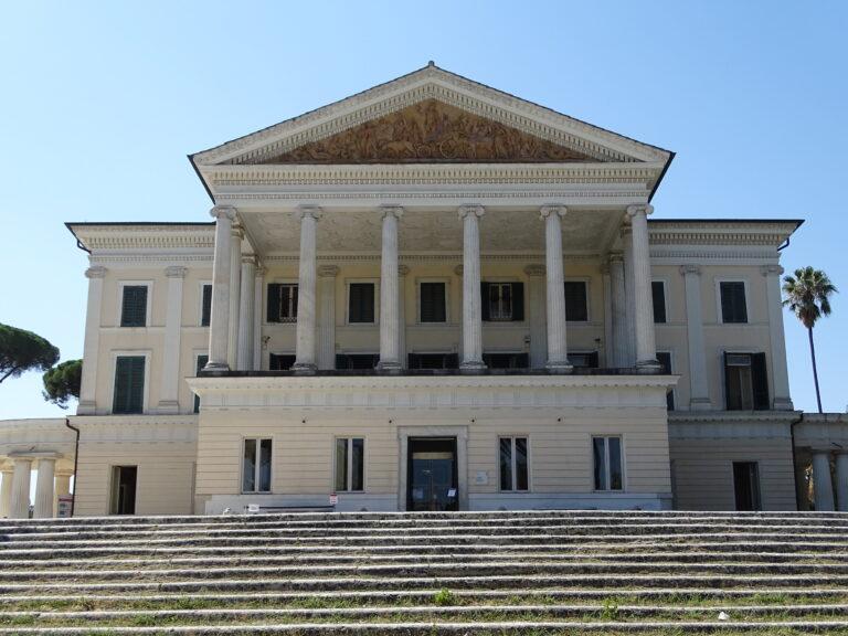 På besøg i Musei di Villa Torlonia