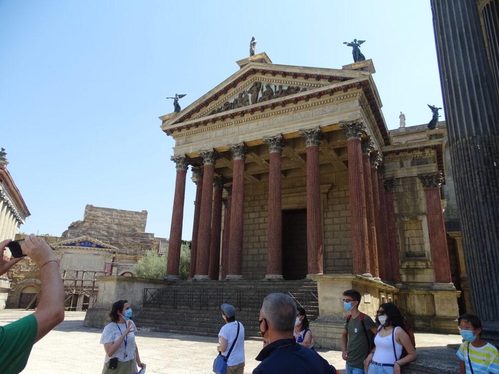 Serien Rome vist på HBO