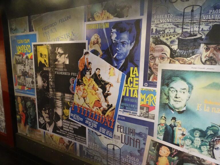 På rundtur i Federico Fellinis Rom