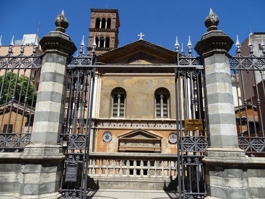 Santa Pudenziana - en af de ældste kirker i Rom