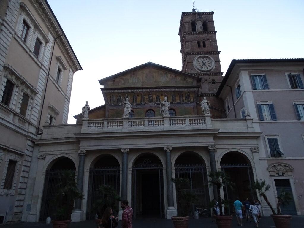 Santa Maria in Trastevere i Rom