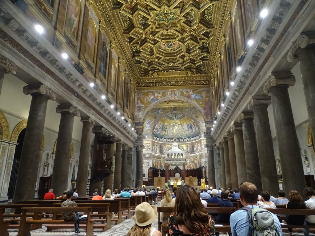 Pietro Cavallini og Santa Maria in Trastevere i Rom